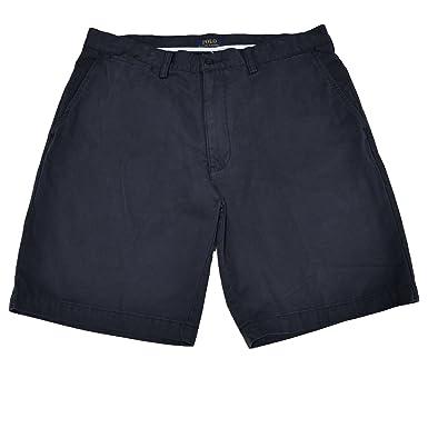 daeab389b Polo Ralph Lauren Flat Front Chino Prospect Short at Amazon Men s ...