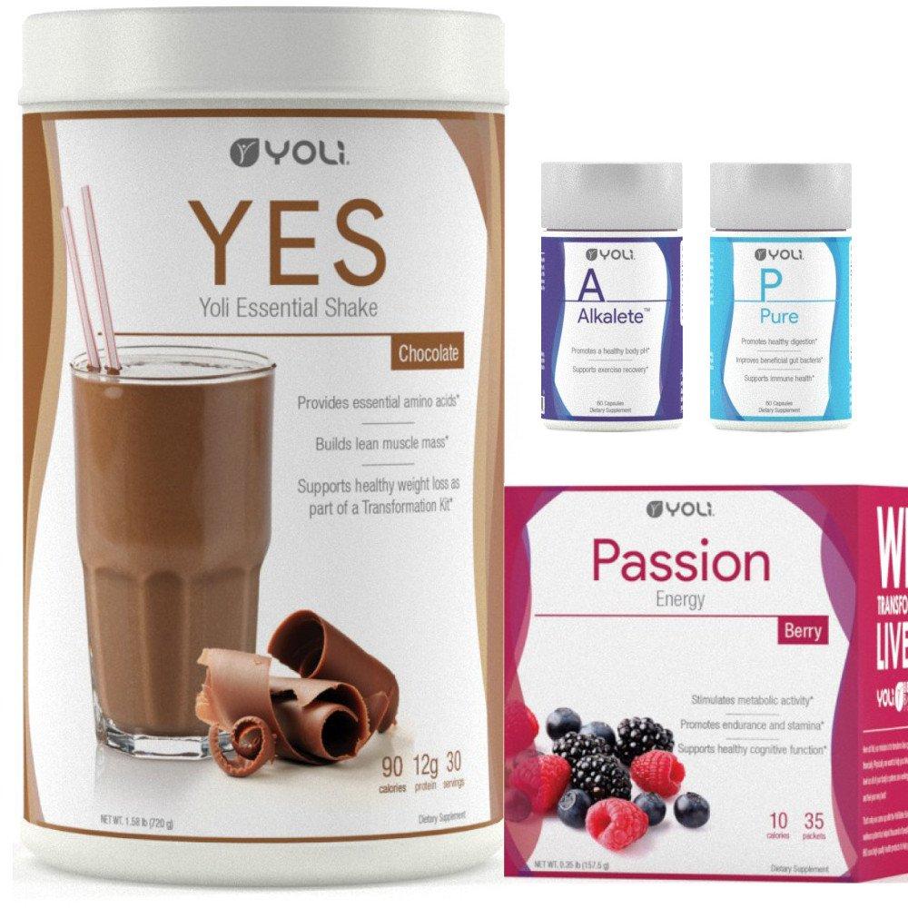 Yoli Better Body Transformation Kit (2 Week Kit) by YOLI®