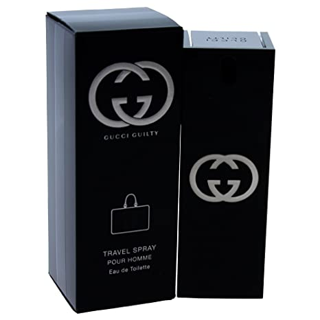 Buy Gucci Guilty Eau De Toilette Spray For Men 1 Ounce Online At