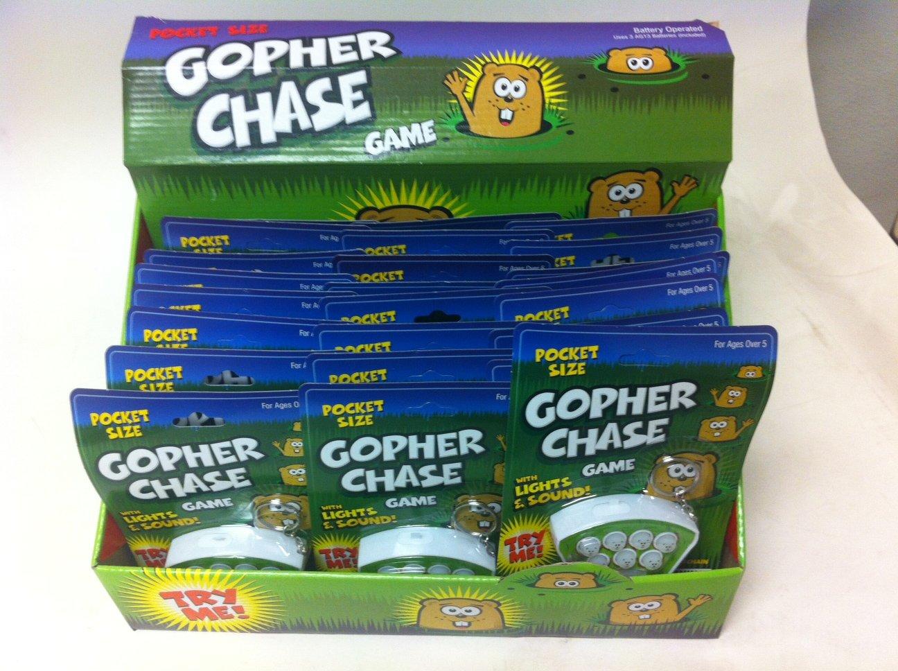 【お買得!】 [Playmaker Toys]Playmaker Toys Playmaker Pocket Size Gopher Chase Game w/ Lights & Sound Keychain Game 585 [並行輸入品] B004Q6VWAQ, 和洋 中華食器の産地問屋本荘 64d43d38