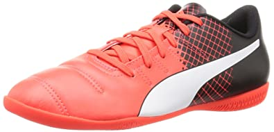 Puma Unisex Kinder EvoPower 4.3 Tricks It Jr Hallenschuhe