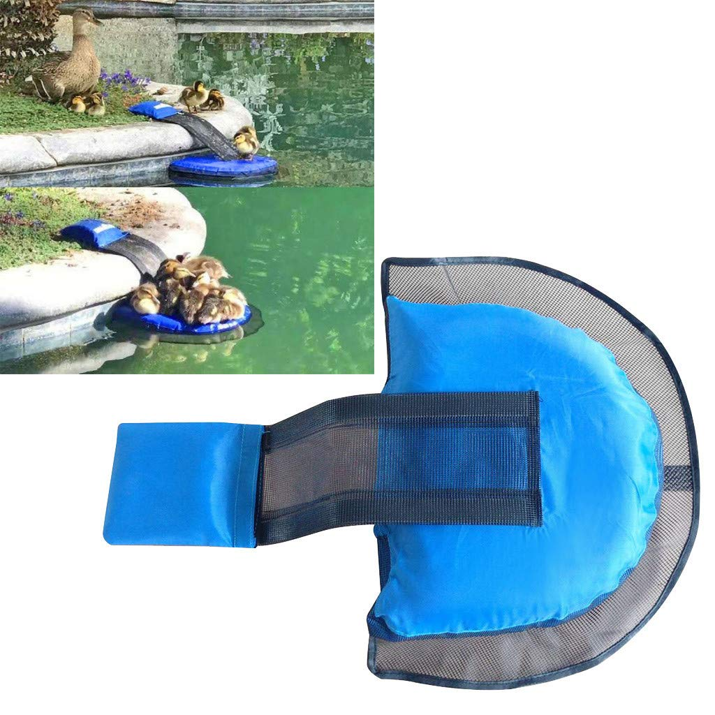 Animal Saving Escape Ramp for Pool Swimming Pool Floats 3Pcs Floating Ramps Critter Saving Escape Ramps Pool Necessary Accessories