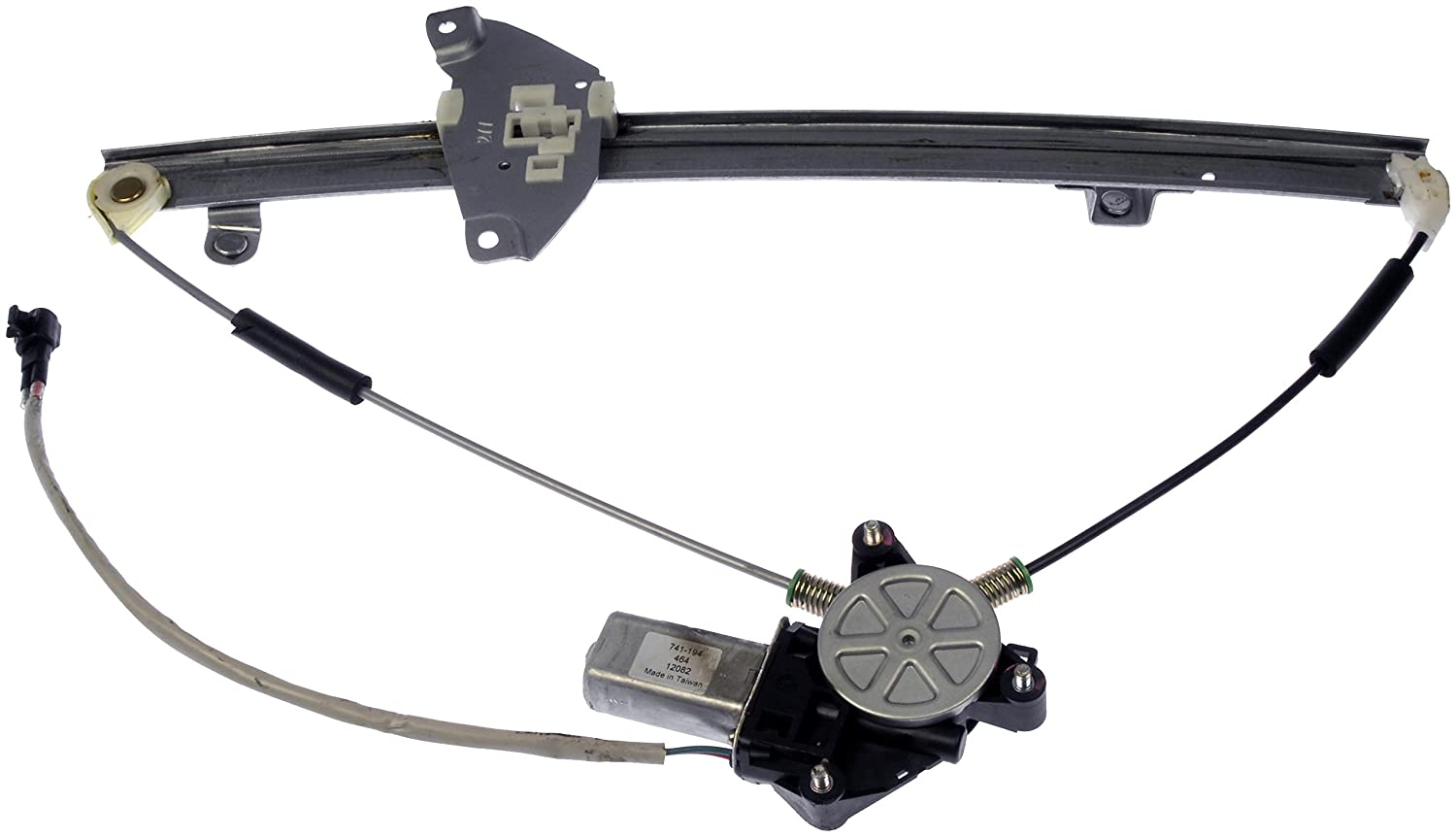 Amazon.com: Dorman 741-194 Toyota RAV4 Front Driver Side Power Window  Regulator with Motor: Automotive