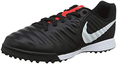 Nike JR Legend 7 Academy TF Boys Soccer-Shoes AH7259-001_1Y - Black/