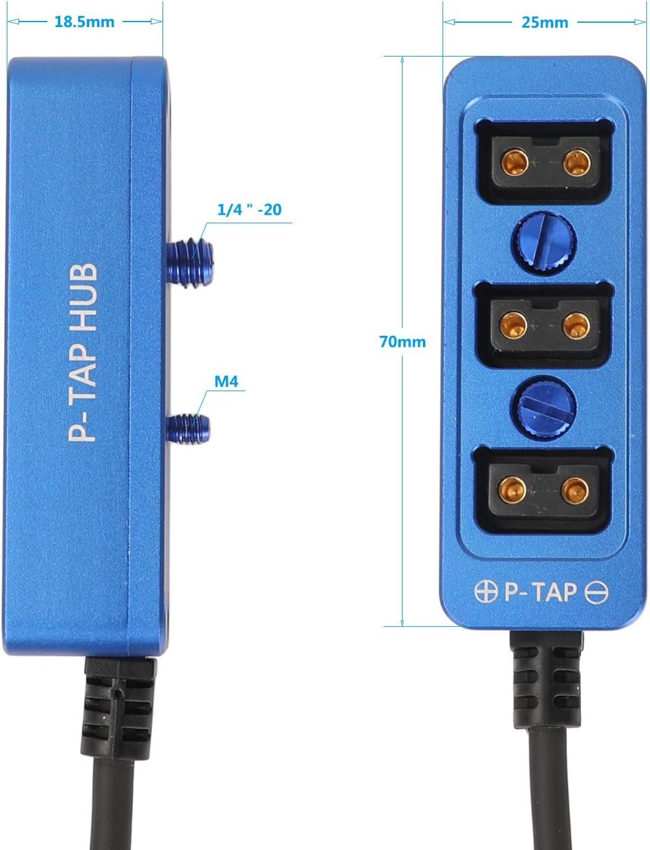 Hangton Ptap Dtap 1 Auf 3 Dreifach Splitter Kabel Box Kamera