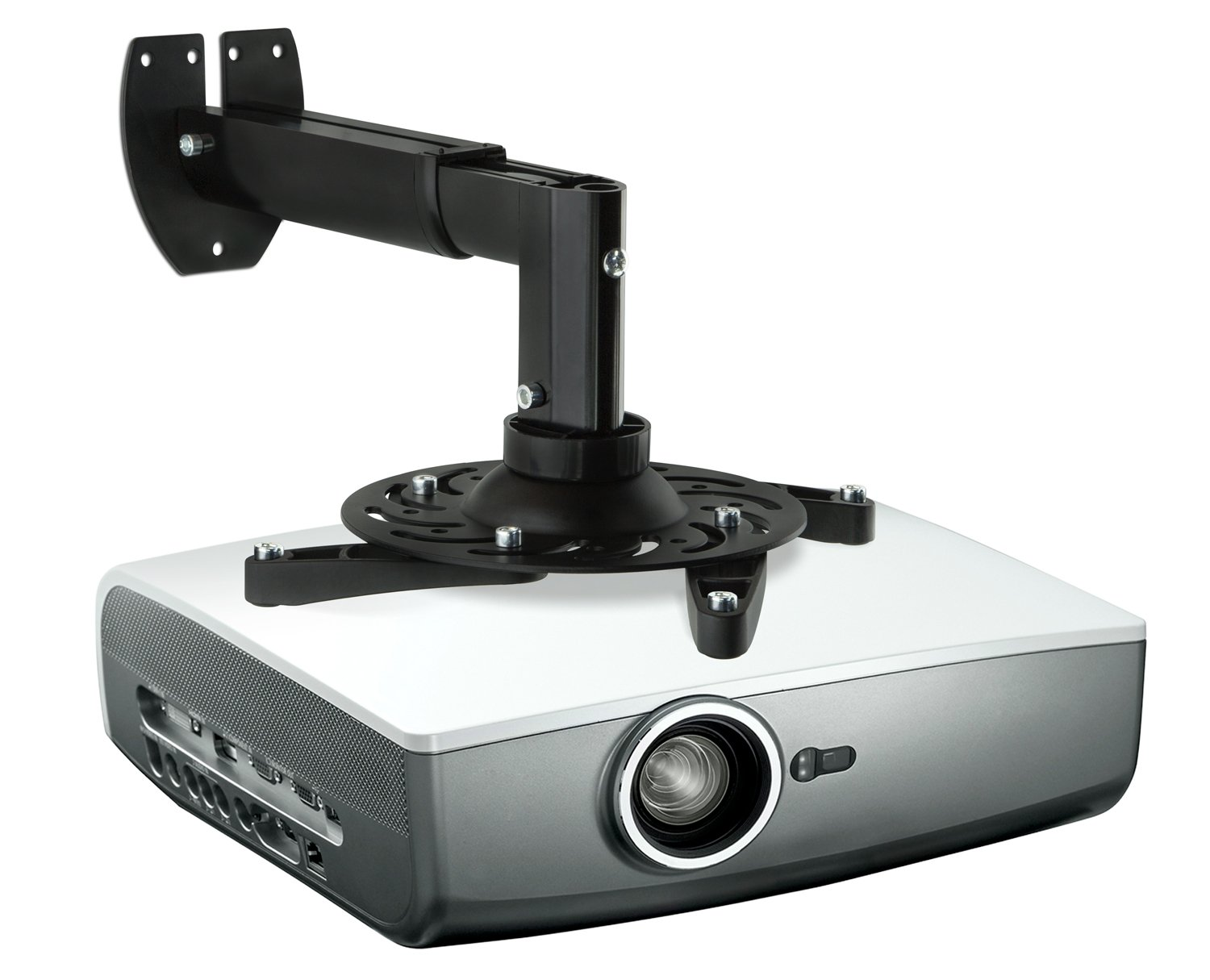 Universal mount for ceiling projector: overview, description, mounting features and reviews