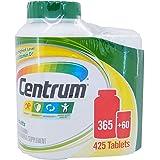 Centrum 善存成人多种维生素/多矿物质补充片,高钙 425粒。