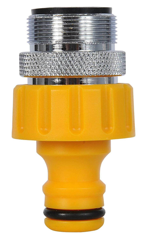 Hozelock 2159 9000 Prise robinet pour tuyau d'arrosage 26, 5 mm (3/4) pour filetage 24 mm (Import Allemagne) 2159P9000