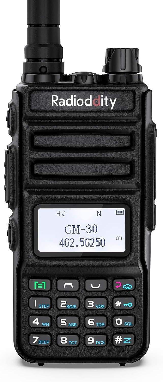 Radioddity GM-30 GMRS Handheld Radio