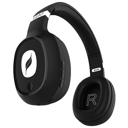 10. Leaf Bass Wireless Bluetooth Headphones