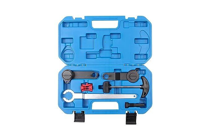 Herramientas de ajuste de motor correa dentada 1.0 MPI 1.2 1.4 Tsi: Amazon.es: Coche y moto