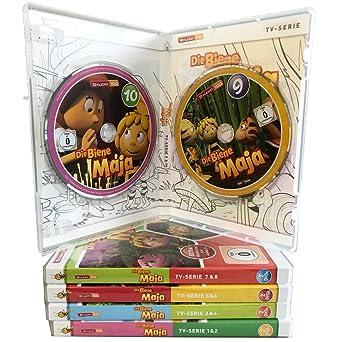Die Biene Maja Mega Box 10 Dvds 65 Folgen Titelsong Helene