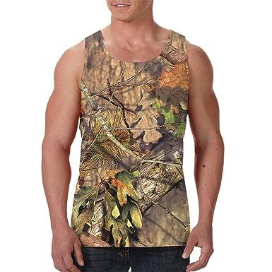 897fba9e5 Hunting Camo Hunter Men's Gym Tanks Sleeveless Tank Tops Shirts at ...