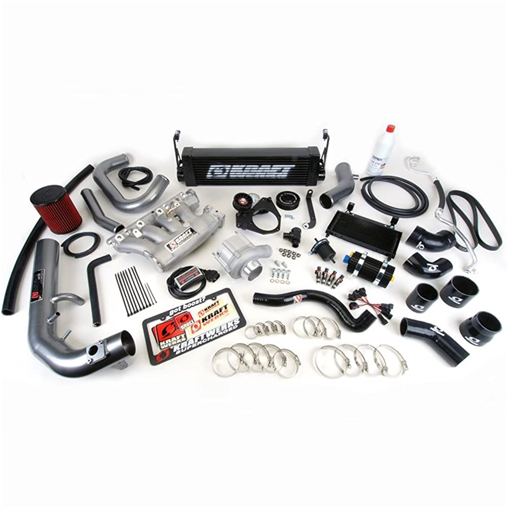 2. Kraftwerks Performance Group 150-05-1331 Supercharger Kit w/Tuning