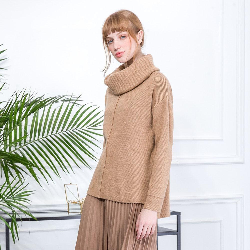 GCCI Damenpullover Winter Großer Reverspullover Großer Pullover B078RK1FWW Pullover & Sweatshirts Starke Hitze- und HitzeBesteändigkeit