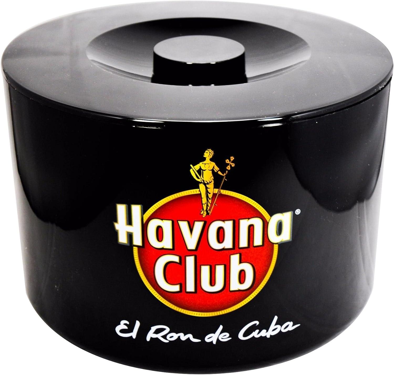 Havana Club Rum Hielo Cooler Eisbox recipiente para hielo ...