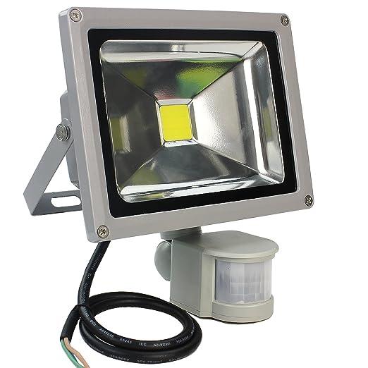 RPGT 20W Blanco Cálido LED Foco Proyector Luz, Foco ...