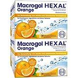 Macrogol Hexal Orange Plv.z.her.e.lsg.z.einn.btl. 100 stk