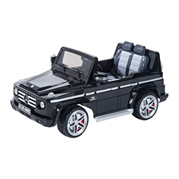 Amazon Com Mercedes Benz Kids Electric Battery Toy Ride