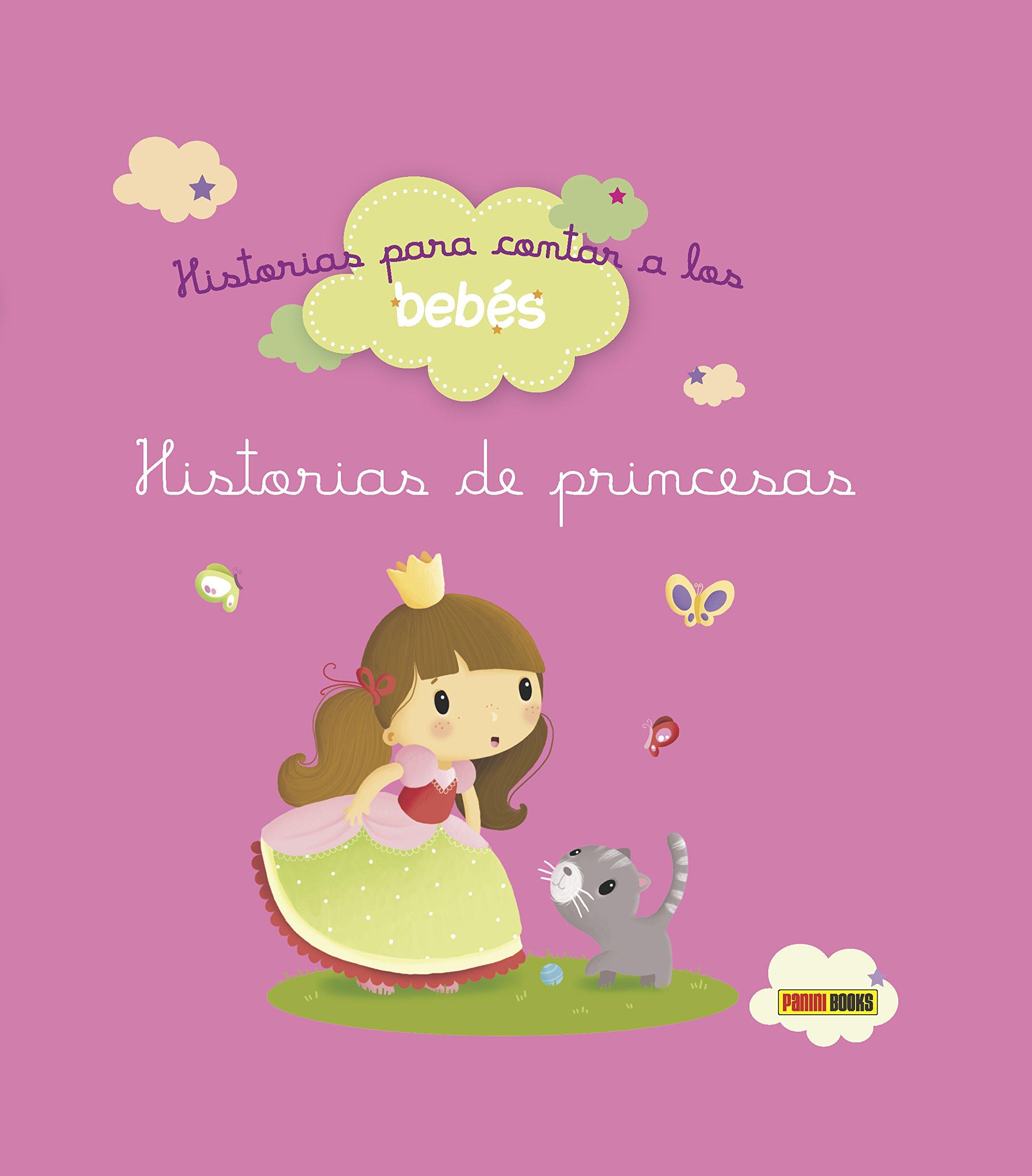Historias para contar a los bebés, Historias de princesas