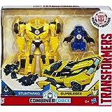 Transformers - C0654ES00 - Robots In Disguise Activator Combiner Bumblebee