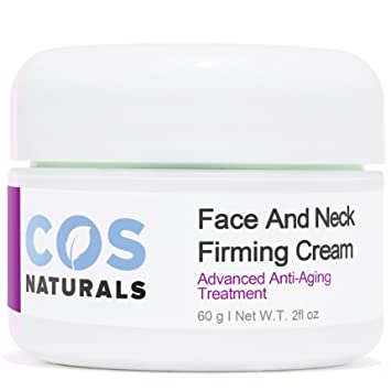 63864ac76a COS Naturals FACE AND NECK FIRMING CREAM Advanced Anti-Aging Treatment  NATURAL & ORGANIC Ingredients
