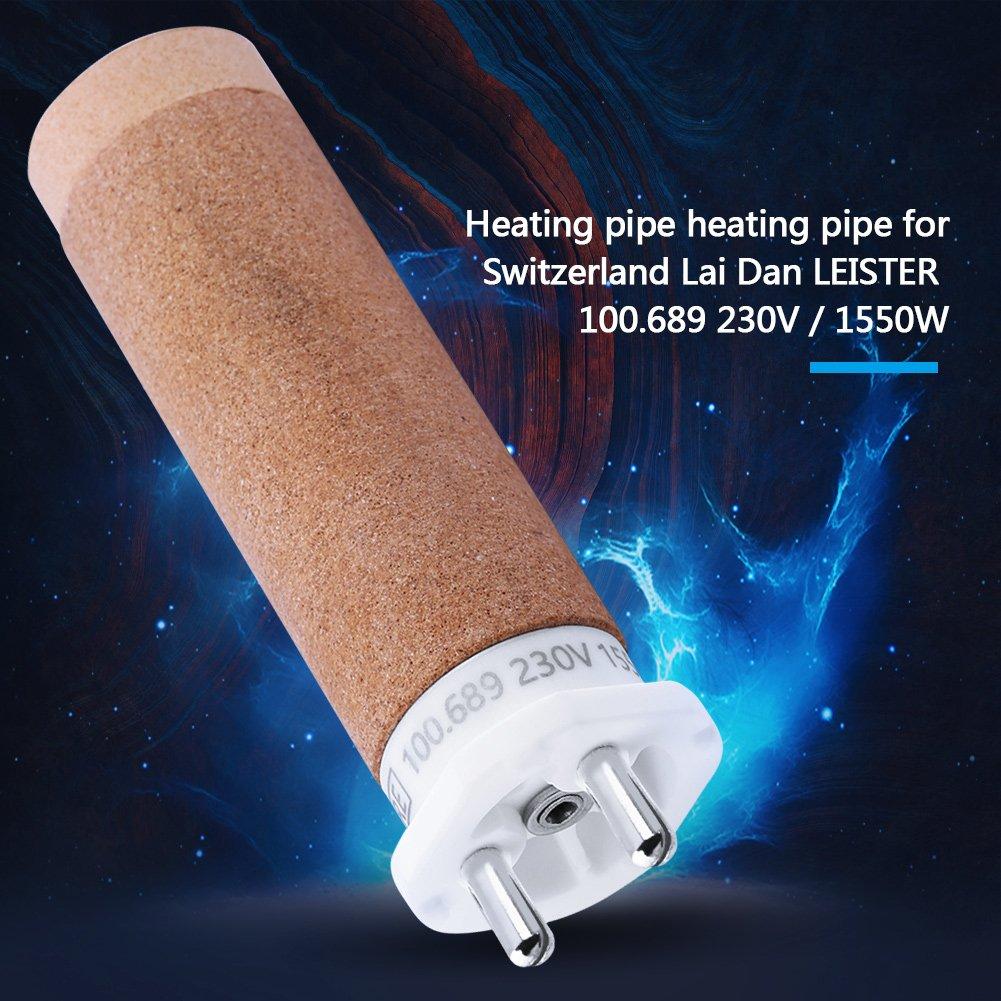 Haofy Elemento de calor 230V 1550W para pistola soldadora de aire caliente Triac S Handheld