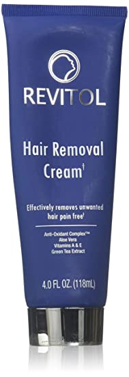 Amazon Com Revitol Hair Removal Treatment Cream Remove