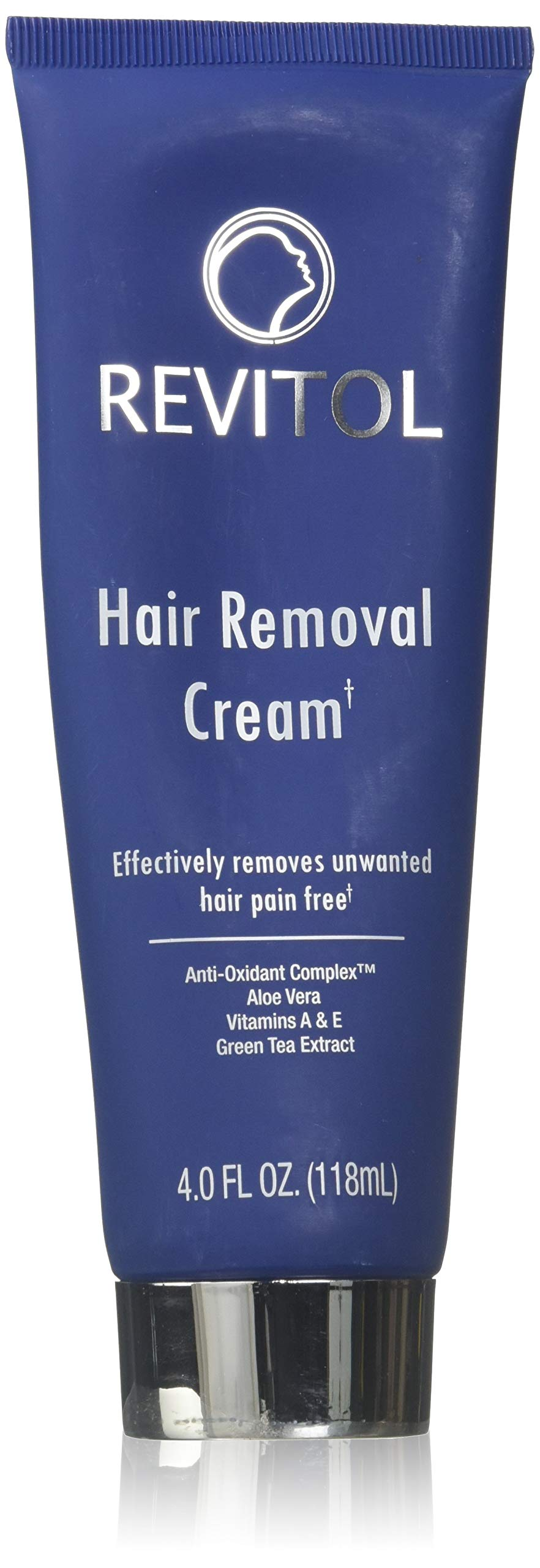 Revitol Hair Removal Treatment Cream Remove Unwanted Hair Gentle