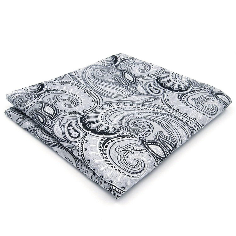Shlax Wing - Corbata - Paisley - para hombre negro negro Talla única Barato 48760013d59