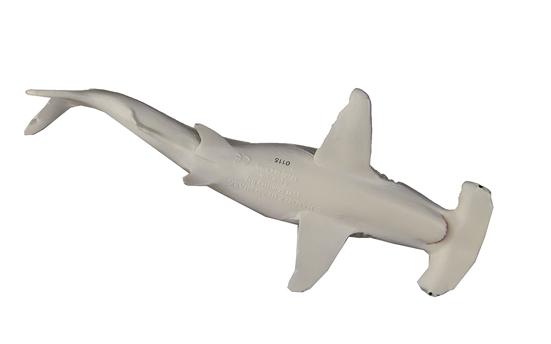 amazon com safari 210702 hammerhead shark animal figure toys u0026 games