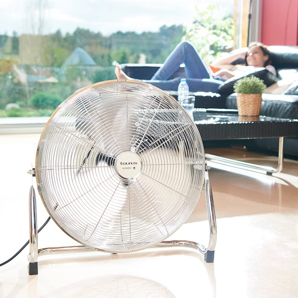 Taurus Sirocco 18 Ventilador circulador de aire de suelo, 120 W ...