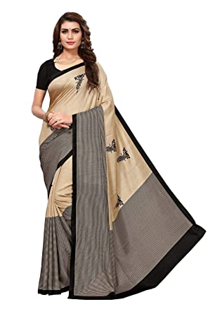 YOGI Store Mohini Sarees For Womens Maalgudi Silk Saree With Blouse Piece Maalgudi Silk saree Latest sarees collection 2019 New design sarees sarees new collection for marriages sales offers today sarees For Women below 500 rupees party wear Sarees