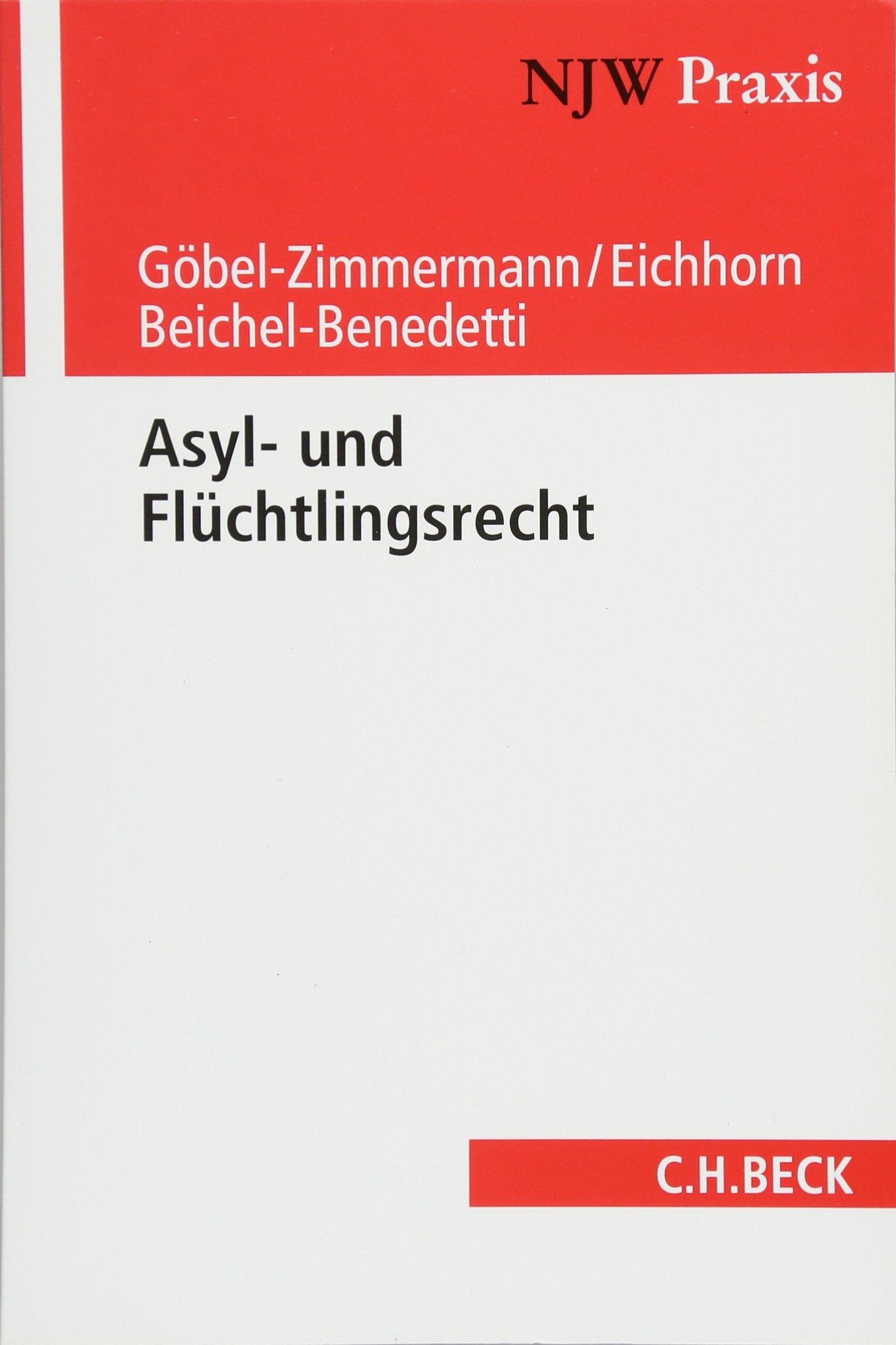 Asyl- und Flüchtlingsrecht: Amazon.de: Ralph Göbel-Zimmermann ...