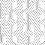 """17.71""""x197"""" White Geometric Hexagone Wallpaper Peel and Stick Wallpaper Silver Stripe Wallpaper Self Adhesive Contact Paper T"""
