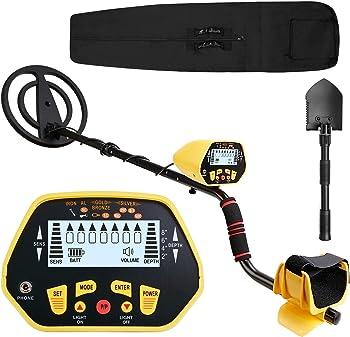Canway Detector High Accuracy Adjustable Waterproof Metal Finder