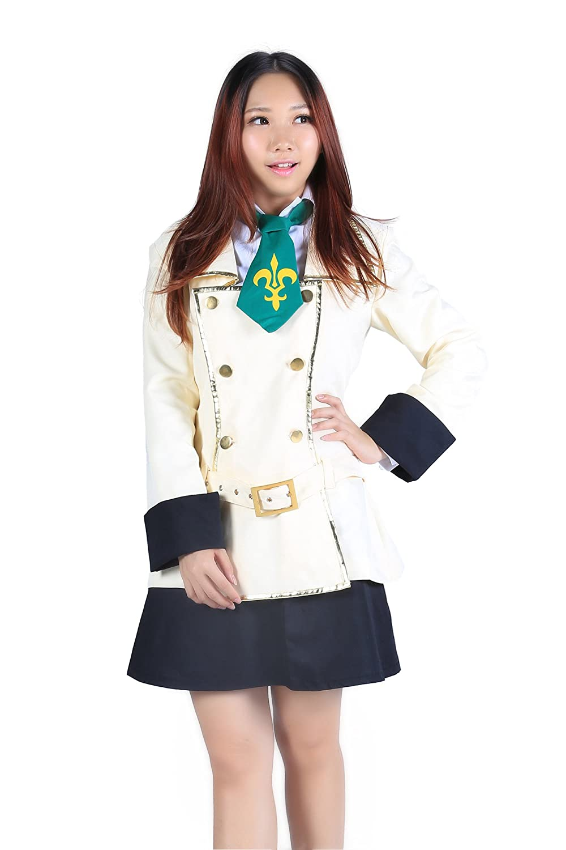 De-Cos Cosplay Costume Ashford School Female Uniform Set V1