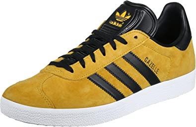 adidas gazelle noir et or