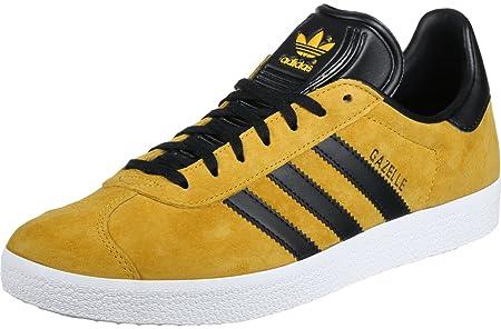 adidas gazelles yellow