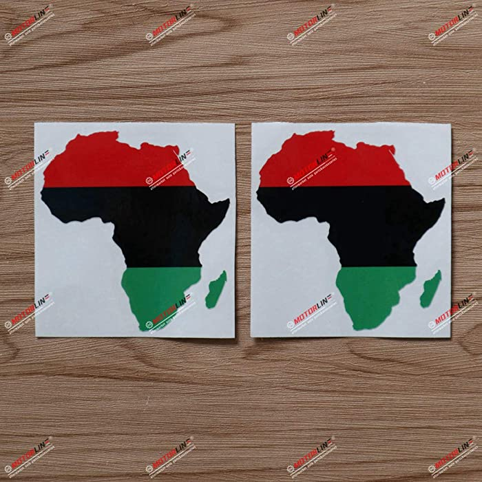 Top 10 Africa Laptop Stickers