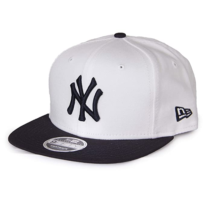 New Era Mujeres Gorras / Gorra Snapback Contrast Crown NY Yankees 9Fifty: Amazon.es: Ropa y accesorios