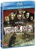 Pirates des Caraïbes : Jusqu'au bout du Monde [Édition 2 Blu-ray]