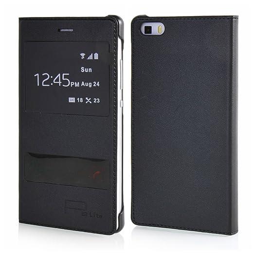 100 opinioni per MOONCASE Huawei P8 Lite Case Custodia Flip Cover per Huawei Ascend P8 Lite