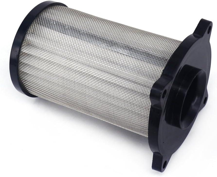 JFG RACING Air Filter Cleaner System For SUZUKI Bandit250 GK75A GSF250 GJ77A Bandit400 7BA