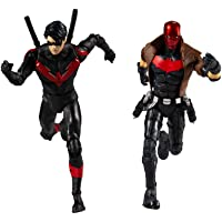 """DC Multiverse Red Hood and Nightwing 7"""" Action Figure Multipack"""
