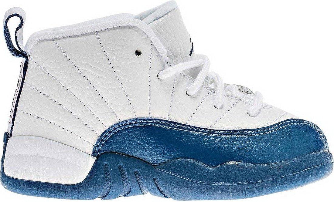 more photos 528a3 22e10 Jordan Jordan 12 Retro Bt Toddlers Style : 850000-113 Size : 4 M US