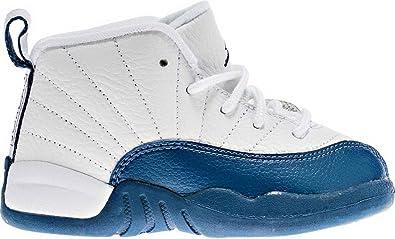 e0d84d6980fda5 Image Unavailable. Image not available for. Color  Jordan Jordan 12 Retro  Bt Toddlers Style   850000-113 Size ...