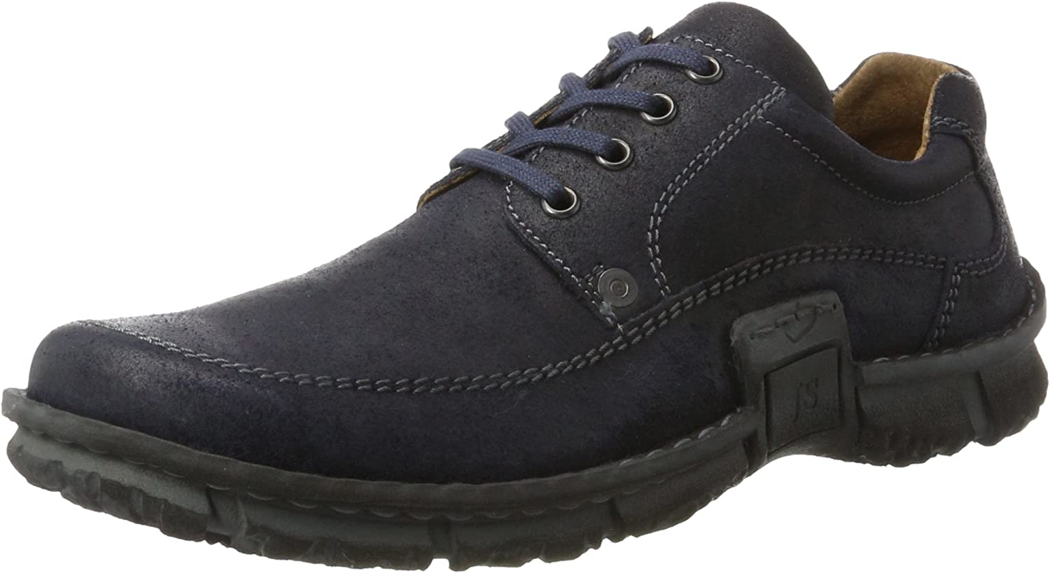 Josef Seibel SMU-William, Zapatos de Cordones Derby para Hombre