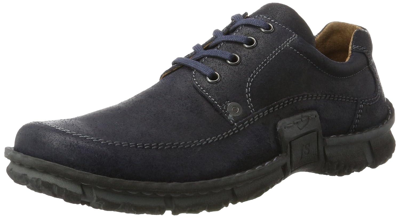 Josef Seibel SMU-William, Zapatos de Cordones Derby para Hombre