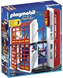 PLAYMOBIL® Fire Station with Alarm